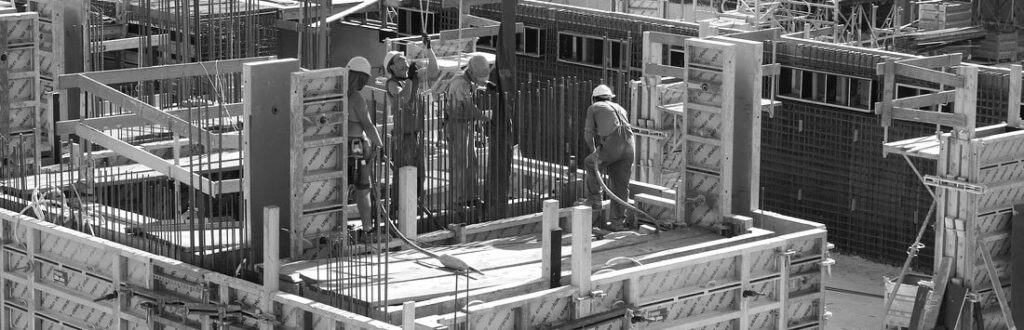 Videoüberwachung für Baustellen
